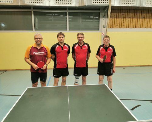 Landshausen II - Mannschaftsfoto